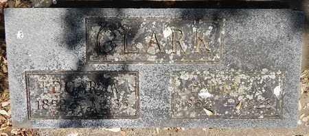 CLARK, EDGAR A - Calhoun County, Michigan | EDGAR A CLARK - Michigan Gravestone Photos