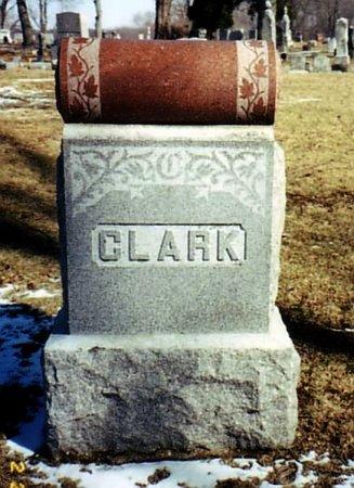 CLARK, FAMILY MARKER - Calhoun County, Michigan | FAMILY MARKER CLARK - Michigan Gravestone Photos