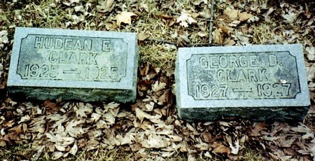 CLARK, GEORGE D. - Calhoun County, Michigan | GEORGE D. CLARK - Michigan Gravestone Photos