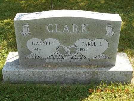 CLARK, CAROL L. - Calhoun County, Michigan | CAROL L. CLARK - Michigan Gravestone Photos
