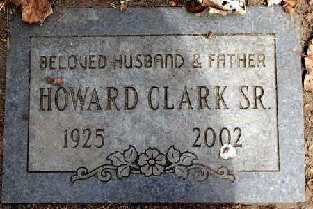 CLARK, HOWARD SR. - Calhoun County, Michigan | HOWARD SR. CLARK - Michigan Gravestone Photos