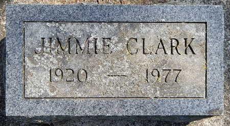 CLARK, JIMMIE - Calhoun County, Michigan   JIMMIE CLARK - Michigan Gravestone Photos