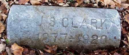 CLARK, JOSEPH S - Calhoun County, Michigan | JOSEPH S CLARK - Michigan Gravestone Photos