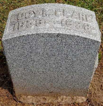 CLARK, LUCY M - Calhoun County, Michigan   LUCY M CLARK - Michigan Gravestone Photos