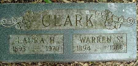 CLARK, LAURA H - Calhoun County, Michigan | LAURA H CLARK - Michigan Gravestone Photos