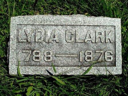 CLARK, LYDIA - Calhoun County, Michigan | LYDIA CLARK - Michigan Gravestone Photos