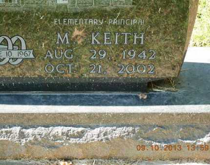 CLARK, M. KEITH - Calhoun County, Michigan | M. KEITH CLARK - Michigan Gravestone Photos