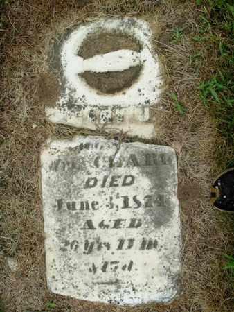 CLARK, MARY J. - Calhoun County, Michigan   MARY J. CLARK - Michigan Gravestone Photos