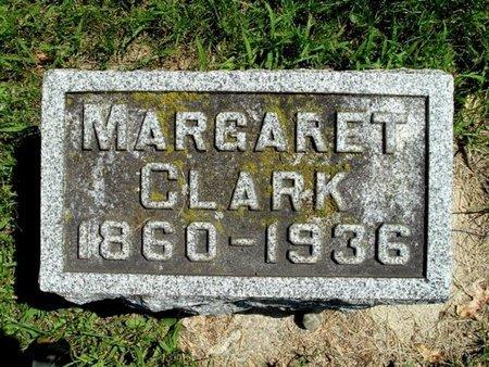 CLARK, MARGARET - Calhoun County, Michigan | MARGARET CLARK - Michigan Gravestone Photos