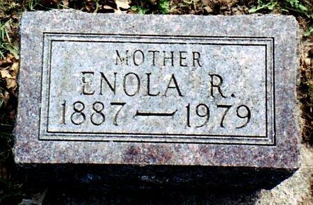 FOGEL, ENOLA - Calhoun County, Michigan   ENOLA FOGEL - Michigan Gravestone Photos