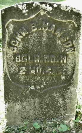 HANSON, JOHN B. - Calhoun County, Michigan | JOHN B. HANSON - Michigan Gravestone Photos