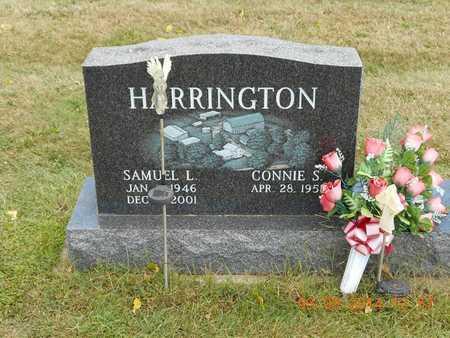 HARRINGTON, SAMUEL L. - Calhoun County, Michigan   SAMUEL L. HARRINGTON - Michigan Gravestone Photos