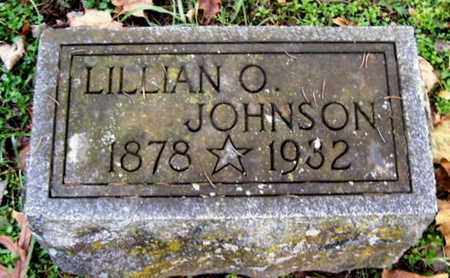 JOHNSON, LILLIAN O - Calhoun County, Michigan | LILLIAN O JOHNSON - Michigan Gravestone Photos