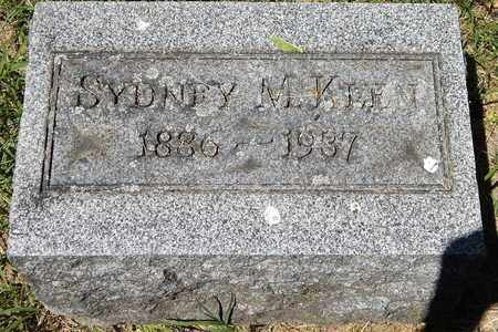 KEEN, SYDNEY M - Calhoun County, Michigan   SYDNEY M KEEN - Michigan Gravestone Photos