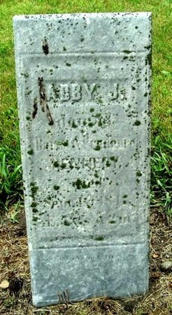 KENNEDY, ABBY J. - Calhoun County, Michigan   ABBY J. KENNEDY - Michigan Gravestone Photos