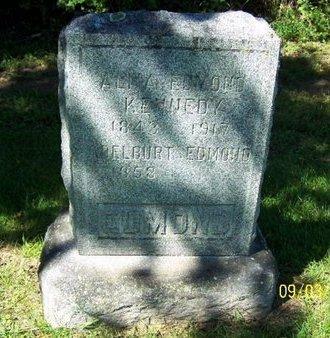 KENNEDY, ALMA - Calhoun County, Michigan | ALMA KENNEDY - Michigan Gravestone Photos
