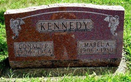 KENNEDY, MABEL A. - Calhoun County, Michigan | MABEL A. KENNEDY - Michigan Gravestone Photos