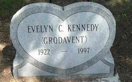 KENNEDY, EVELYN C - Calhoun County, Michigan | EVELYN C KENNEDY - Michigan Gravestone Photos