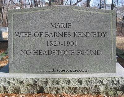 KENNEDY, MARIE - Calhoun County, Michigan | MARIE KENNEDY - Michigan Gravestone Photos