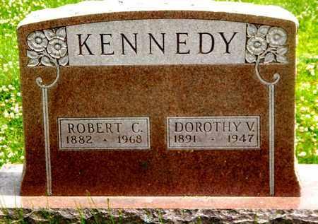 KENNEDY, DOROTHY V - Calhoun County, Michigan | DOROTHY V KENNEDY - Michigan Gravestone Photos