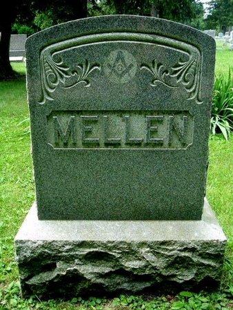 MELLEN, FAMILY MARKER - Calhoun County, Michigan | FAMILY MARKER MELLEN - Michigan Gravestone Photos