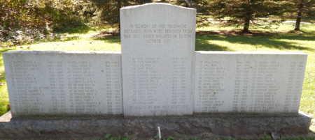 **, ABBEY MAUSOLEUM MEMORIAL - FRONT - Calhoun County, Michigan   ABBEY MAUSOLEUM MEMORIAL - FRONT ** - Michigan Gravestone Photos