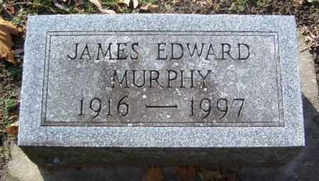 MURPHY, JAMES E - Calhoun County, Michigan   JAMES E MURPHY - Michigan Gravestone Photos