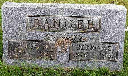 RANGER, HELEN - Calhoun County, Michigan | HELEN RANGER - Michigan Gravestone Photos