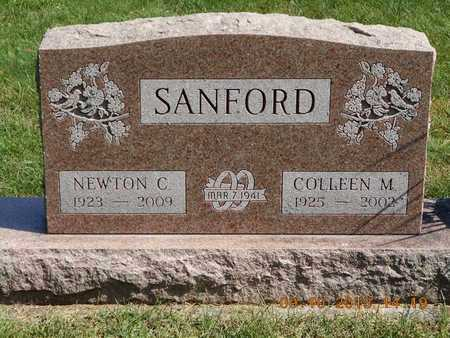 SANFORD, COLLEEN M. - Calhoun County, Michigan   COLLEEN M. SANFORD - Michigan Gravestone Photos