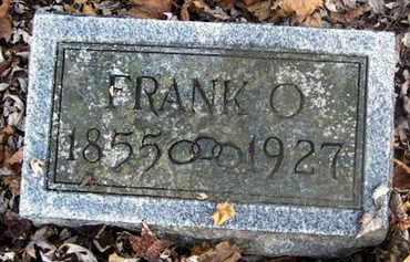 TAYLOR, FRANK O - Calhoun County, Michigan | FRANK O TAYLOR - Michigan Gravestone Photos