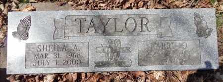 TAYLOR, SHEILA A - Calhoun County, Michigan | SHEILA A TAYLOR - Michigan Gravestone Photos