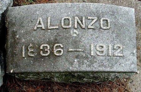 WATKINS, ALONZO - Calhoun County, Michigan | ALONZO WATKINS - Michigan Gravestone Photos
