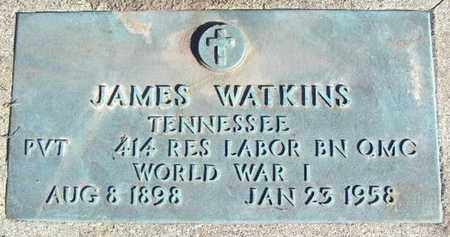 WATKINS, JAMES - Calhoun County, Michigan | JAMES WATKINS - Michigan Gravestone Photos