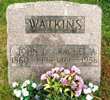WATKINS, RACHEL A - Calhoun County, Michigan | RACHEL A WATKINS - Michigan Gravestone Photos