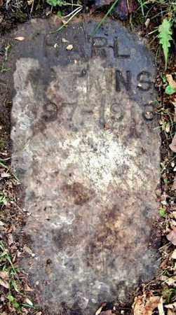 WATKINS, KARL H - Calhoun County, Michigan | KARL H WATKINS - Michigan Gravestone Photos