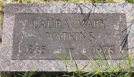 WATKINS, LAURA M - Calhoun County, Michigan | LAURA M WATKINS - Michigan Gravestone Photos