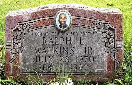 WATKINS, RALPH L. JR - Calhoun County, Michigan | RALPH L. JR WATKINS - Michigan Gravestone Photos