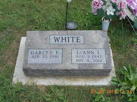 WHITE, LUANN I. - Calhoun County, Michigan | LUANN I. WHITE - Michigan Gravestone Photos