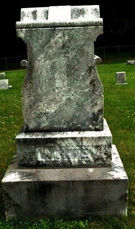 WHITE, FAMILY MARKER - Calhoun County, Michigan   FAMILY MARKER WHITE - Michigan Gravestone Photos