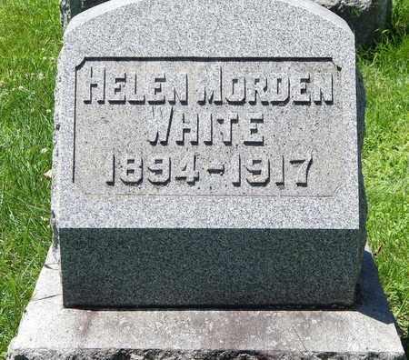 WHITE, HELEN - Calhoun County, Michigan | HELEN WHITE - Michigan Gravestone Photos