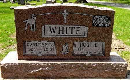 WHITE, KATHRYN B - Calhoun County, Michigan | KATHRYN B WHITE - Michigan Gravestone Photos