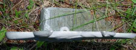 BOUND, MOTHER - Chippewa County, Michigan   MOTHER BOUND - Michigan Gravestone Photos