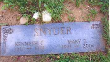 DICKINSON SNYDER, MARY E. - Clinton County, Michigan | MARY E. DICKINSON SNYDER - Michigan Gravestone Photos