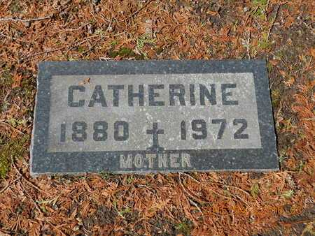 RAPPETTE, CATHERINE - Delta County, Michigan | CATHERINE RAPPETTE - Michigan Gravestone Photos