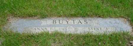 BUYTAS, ANNA - Genesee County, Michigan | ANNA BUYTAS - Michigan Gravestone Photos
