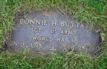 BUYTAS, BONNIE H. - Genesee County, Michigan   BONNIE H. BUYTAS - Michigan Gravestone Photos