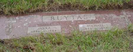 BUYTAS, JANKA - Genesee County, Michigan   JANKA BUYTAS - Michigan Gravestone Photos