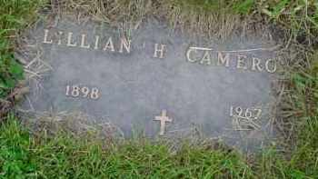 CAMERON, LILLIAN H. - Genesee County, Michigan | LILLIAN H. CAMERON - Michigan Gravestone Photos