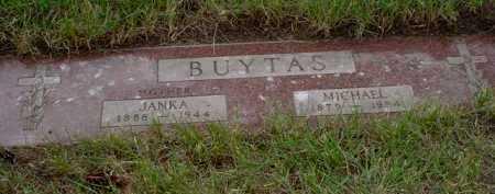 JANKA, BUYTAS - Genesee County, Michigan | BUYTAS JANKA - Michigan Gravestone Photos