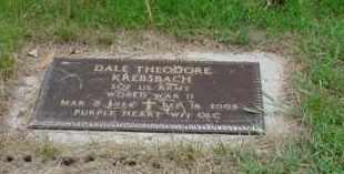 KREBSBAC, DALE - Genesee County, Michigan | DALE KREBSBAC - Michigan Gravestone Photos